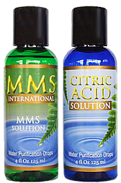 MMS - Miracle Mineral Supplement...